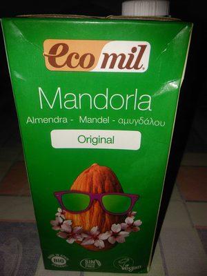 Bebida Almendra Original - Producto