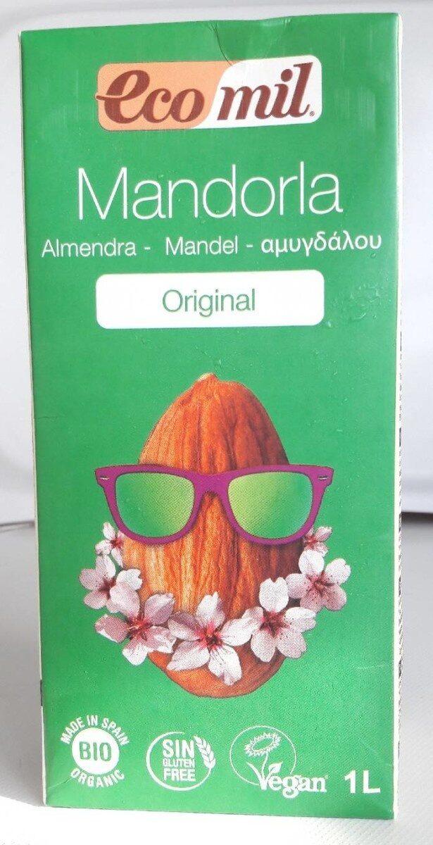 Mandorla Original Amande - Ecolim - Produit