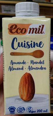 Cuisine Amande - Produit