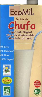 Bebida de chufa - Producte