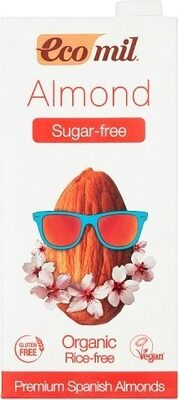 Almond Sugar-Free U.H.T. - 12