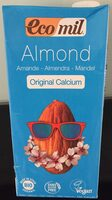 Boisson Amande Calcium - Product - fr
