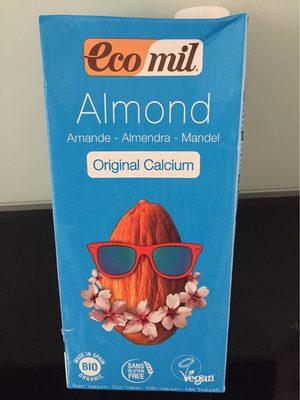 Boisson Amande Calcium - Produkt