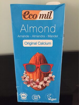 Boisson Amande Calcium - Produkt - pl
