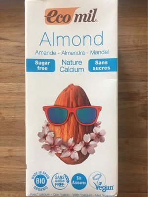 Lait d'amande nature calcium - Product