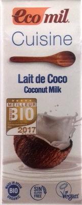 Lait de coco - Producte - es