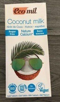 Coconut Milk U.H.T. - Produit - fr