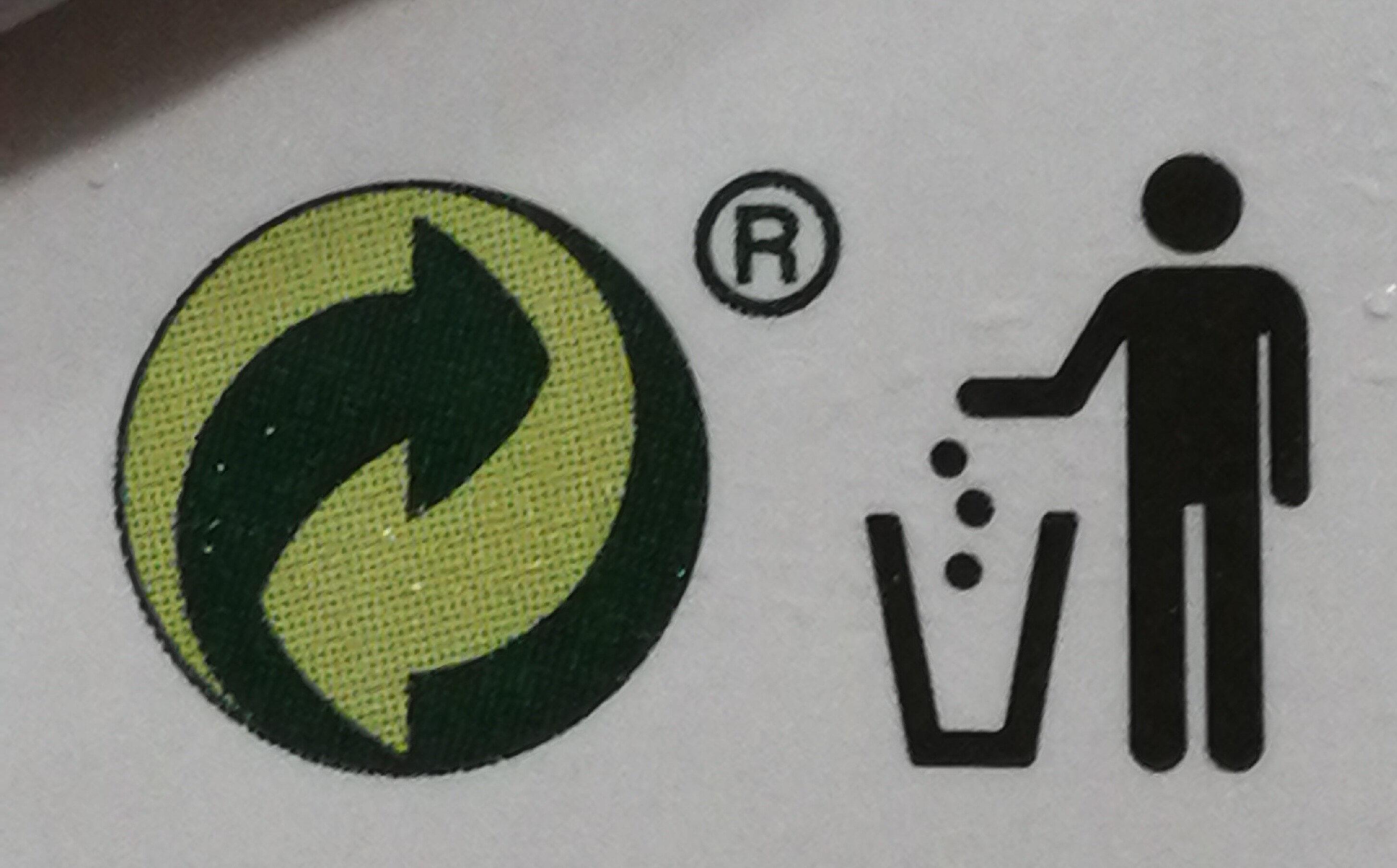 Coconut Milk U.H.T. - Instruction de recyclage et/ou informations d'emballage - fr