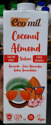 Coconut milk almond Nature - Product