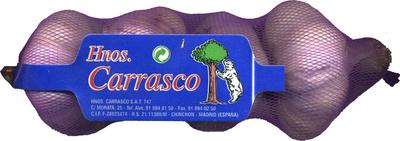 """Ajos """"Hnos. Carrasco"""" - Produit"""