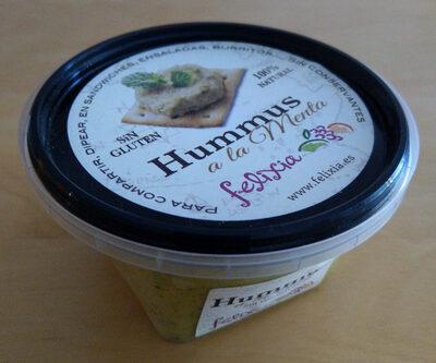 Hummus a la Menta - Product - es