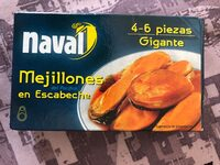 Mejillones - Produit - fr