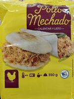 Pollo mechado - Produit - es
