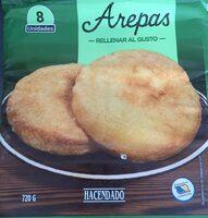Arepas - Product - es