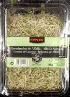Germinados de alfalfa tarrina - Producto - es