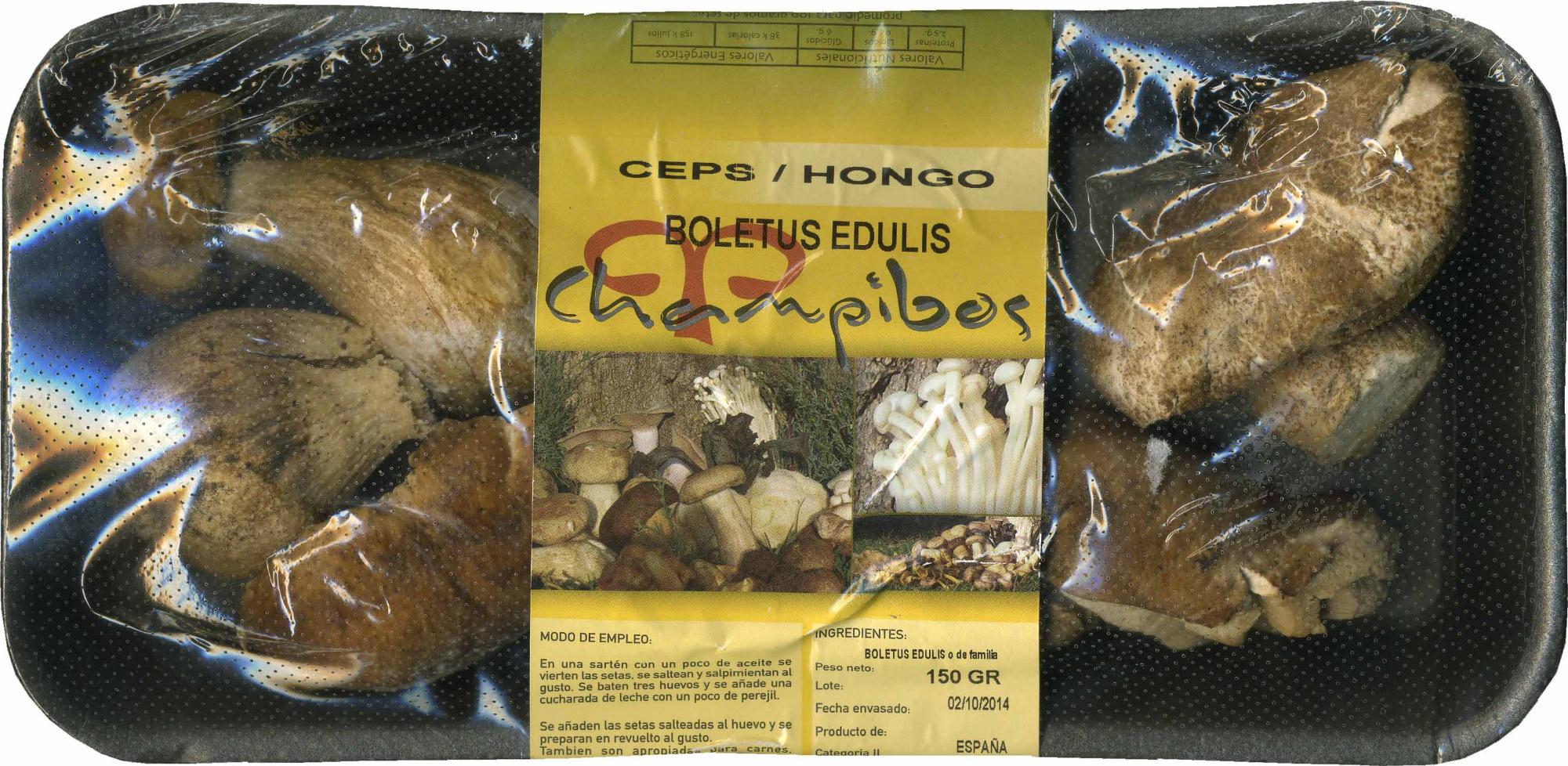 Hongo seco boletus edulis - Produit - es