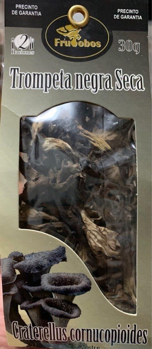 Trompeta negra seca - Product - es