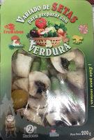 Variado de Setas para preparar con Verdura - Produit - es