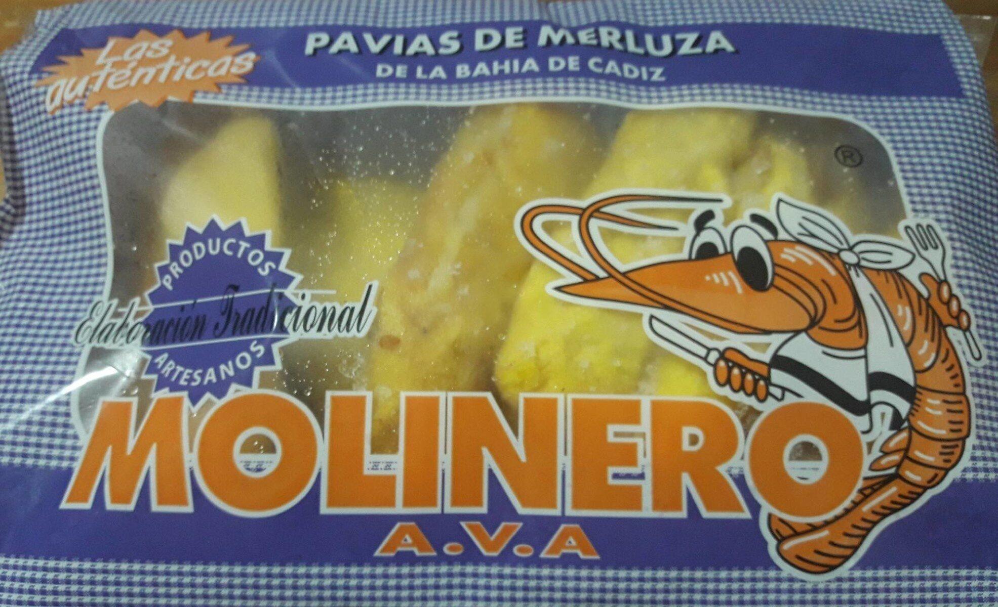 Pavias de merluza - Produit - es