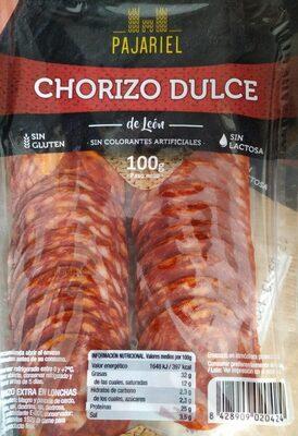 Chorizo dulce - Product