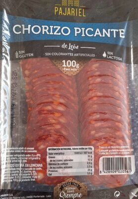 Chorizo picante de León - Product