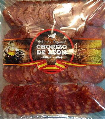 Chorizo de Leon picante - Product - fr