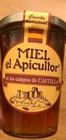 Miel El Apicultor de los campos de Castilla - Producto - es