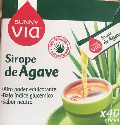 Sirope de Agabe - Produit