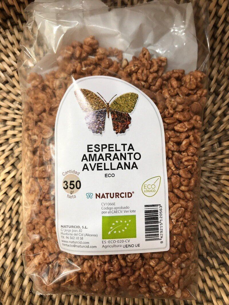 Cereales de espelta amaranto - Producto - es
