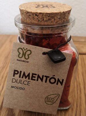 Pimentón dulce molido