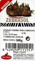 Tomates cherry - Produit - es