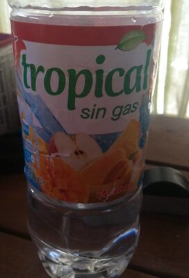 Refresco tropical sin gas - Product