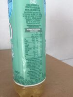 Thé San Benedetto BIO bayas de goji con jengibre - Nutrition facts