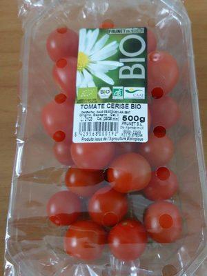 Tomate cerise bio - Produit - fr