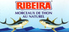 Morceaux de thon au naturel - Produit