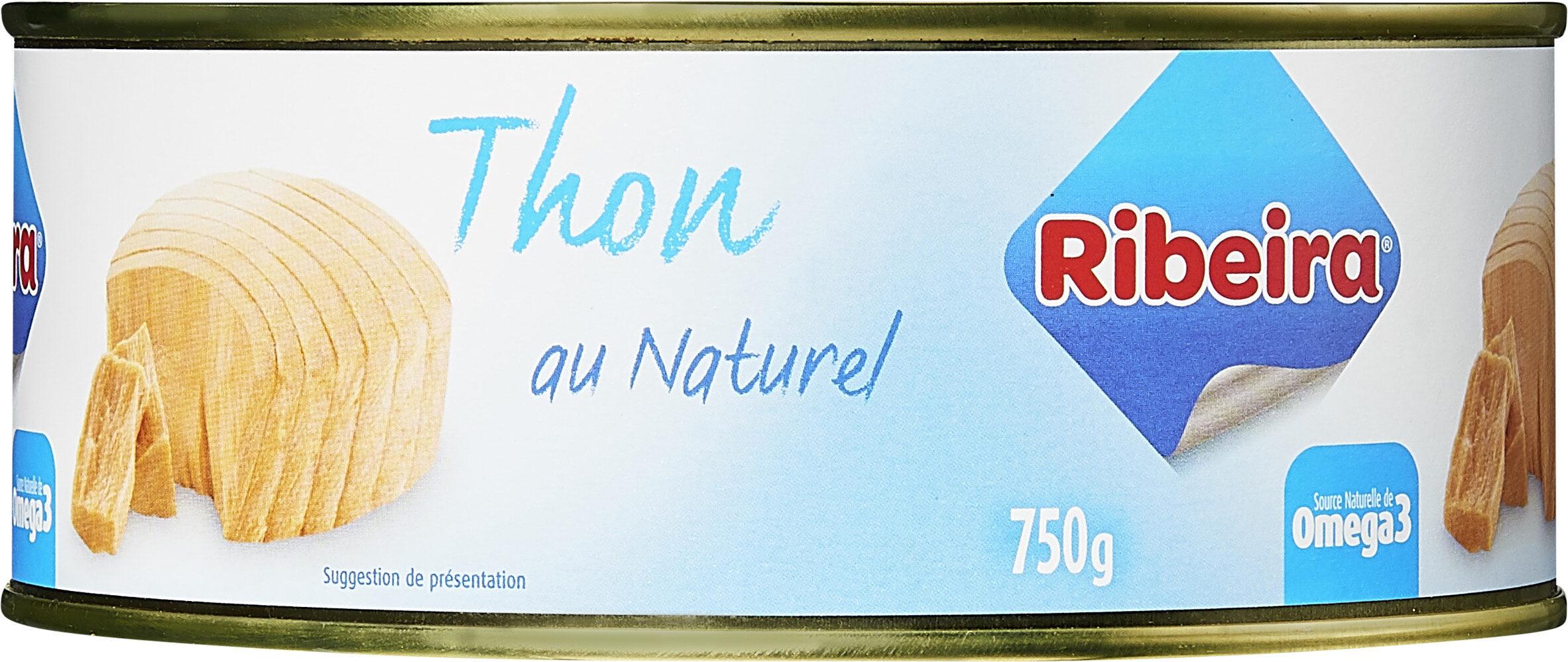 Thon au naturel - Prodotto - fr