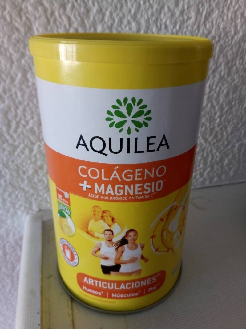 Colágeno + Magnesio - Product