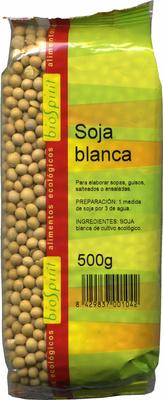 Soja blanca - Producte - es