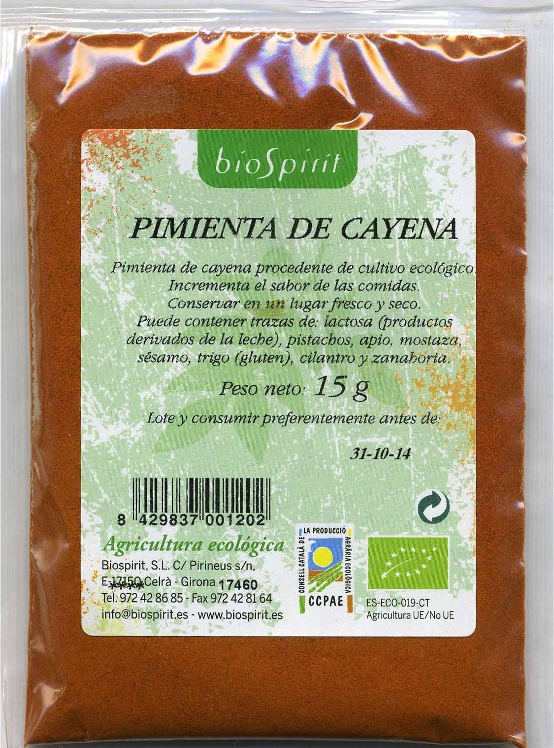 Cayena molida - Product - es