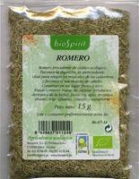 Romero seco molido - Producte - es