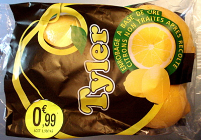 Citrons - Product - fr