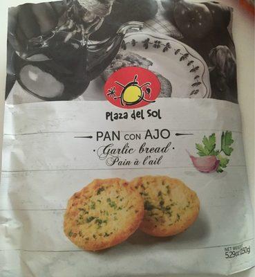 Pan con ajo garlic bread - Product