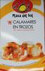 Calamares en trozos en salsa americana, calamars à la sauce américaine - Product