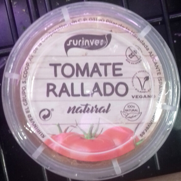 Tomate Rallado Natural - Product