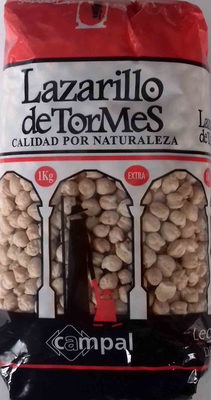 Garbanzo castellano - Producto - es