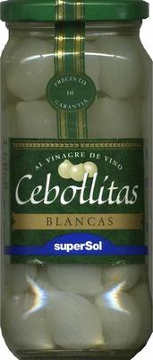 """Cebollitas encurtidas """"SuperSol"""" - Producte"""