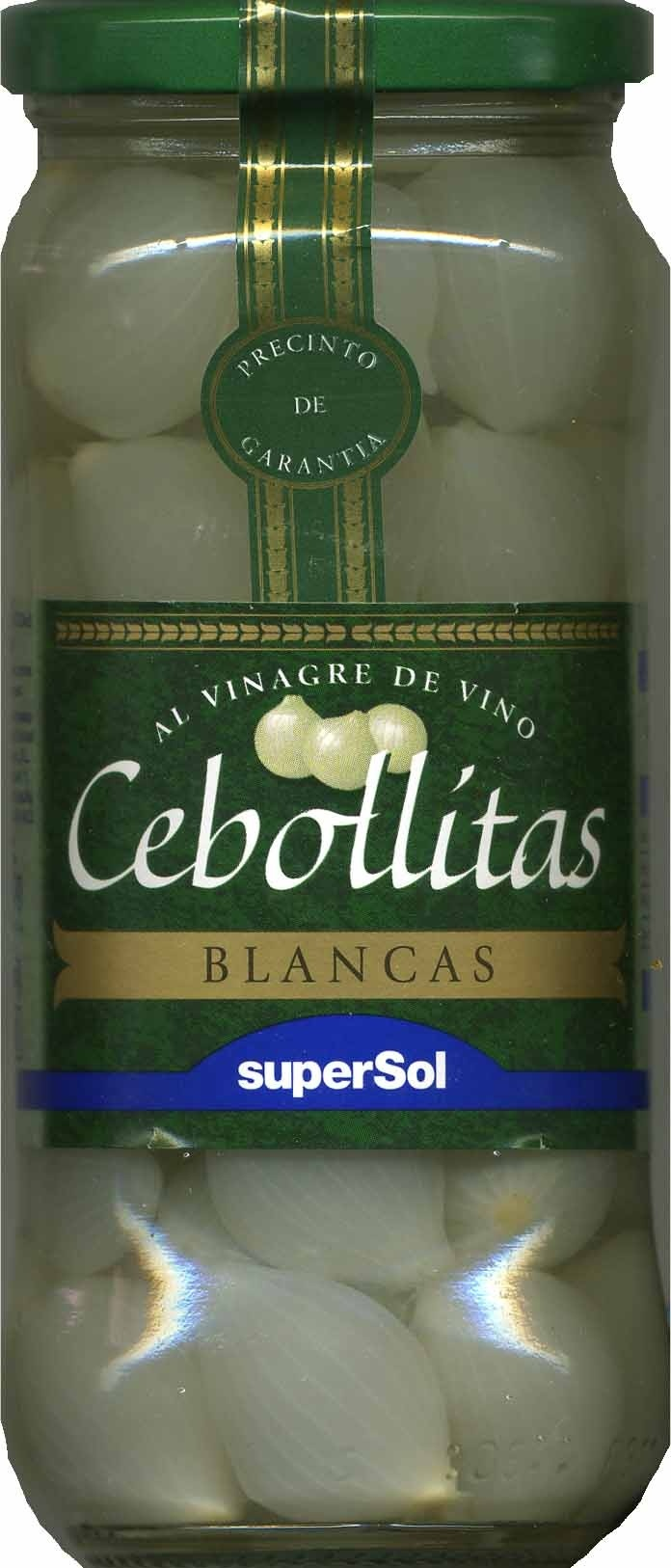 """Cebollitas encurtidas """"SuperSol"""" - Producto - es"""