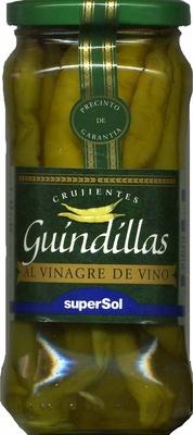 """Guindillas encurtidas """"SuperSol"""" - Producto - es"""