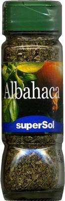 Albahaca seca molida - Produit - es