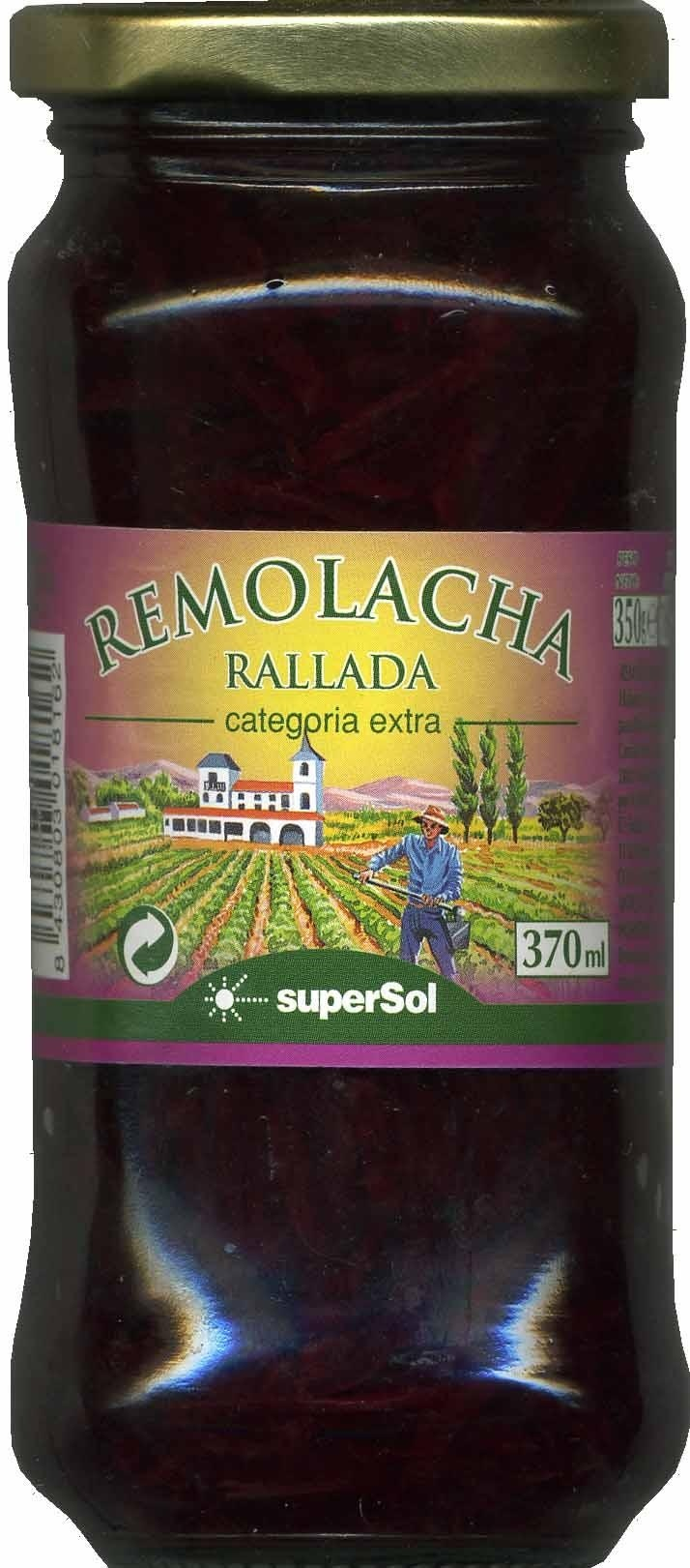 Remolacha encurtida rallada - Produit - es